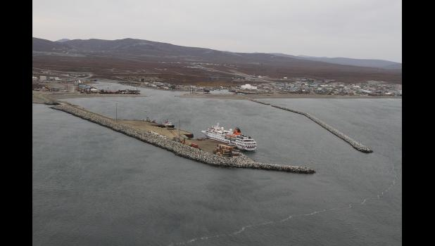 The Port of Nome