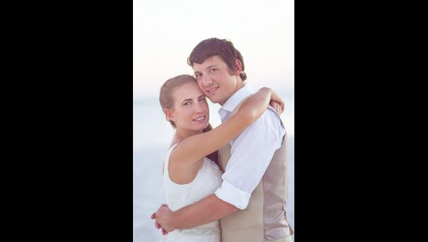 Natalie Horner and Christopher Walls