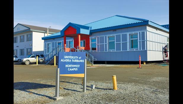 NORTHWEST CAMPUS— Looming budget cuts could affect NWC in Nome.
