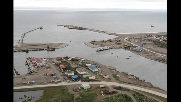 Port of Nome