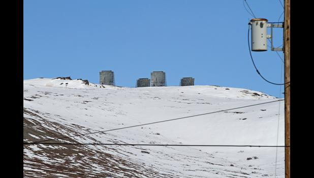 WHITE ALICE— The Common Council voted to acquire the White Alice site on top of Anvil Mountain.