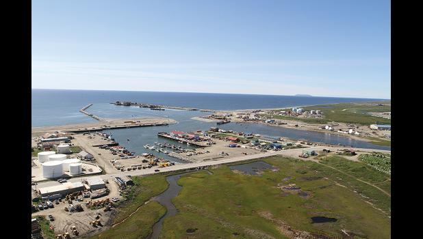 ROOM FOR EXPANSION— Nome leadership appealed to the Army Corps of Engineers to continue a delayed Arctic deep-draft port study.